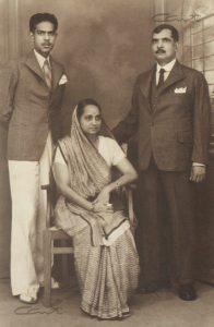 Narendra Shroff and Family